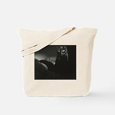 Cute Chat noir Tote Bag