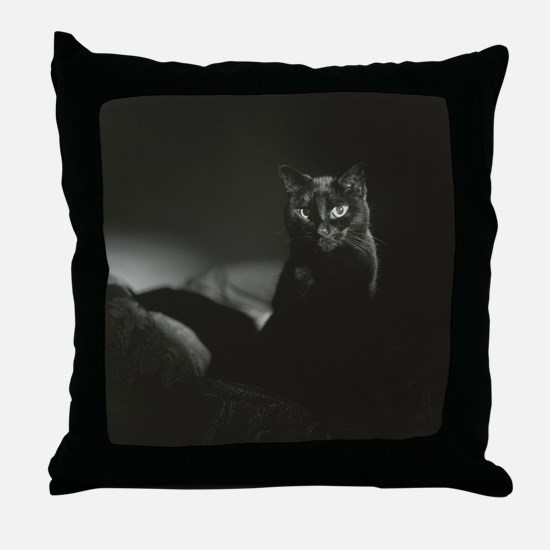 Unique Animal photography Throw Pillow