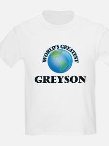World's Greatest Greyson T-Shirt