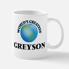 World's Greatest Greyson Mugs