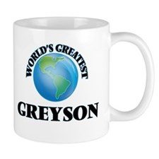 World's Greatest Greyson Mugs