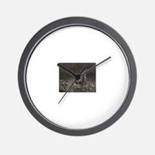 Canto 32 Wall Clock
