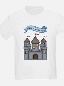 Unique Dragon castle T-Shirt
