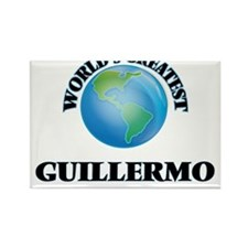 World's Greatest Guillermo Magnets