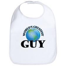 World's Greatest Guy Bib