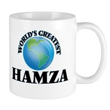 World's Greatest Hamza Mugs