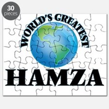 World's Greatest Hamza Puzzle