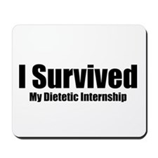 Dietetic Intern Mousepad