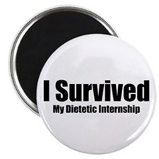 "Dietetic Intern 2.25"" Magnet (10 pack)"