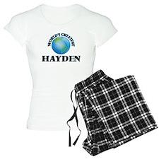 World's Greatest Hayden Pajamas