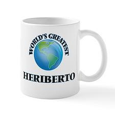 World's Greatest Heriberto Mugs