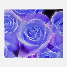 Rose 2014-0927 Throw Blanket