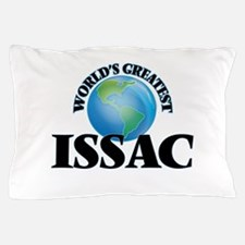 World's Greatest Issac Pillow Case