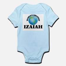 World's Greatest Izaiah Body Suit
