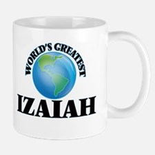 World's Greatest Izaiah Mugs