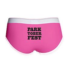 Parktoberfest Women's Boy Brief