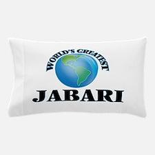 World's Greatest Jabari Pillow Case