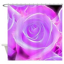 Rose 2014-0929 Shower Curtain