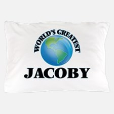 World's Greatest Jacoby Pillow Case