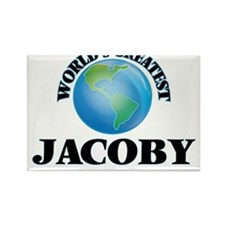 World's Greatest Jacoby Magnets