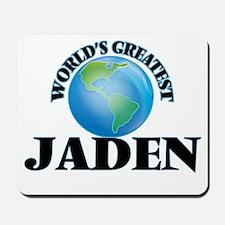 World's Greatest Jaden Mousepad