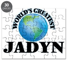 World's Greatest Jadyn Puzzle