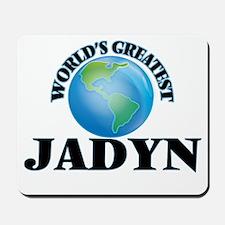 World's Greatest Jadyn Mousepad