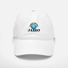 World's Greatest Jairo Baseball Baseball Cap