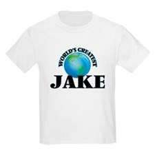 World's Greatest Jake T-Shirt