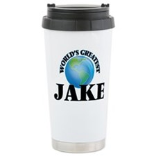 World's Greatest Jake Travel Mug