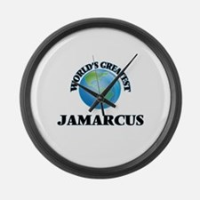 World's Greatest Jamarcus Large Wall Clock