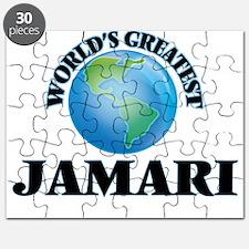 World's Greatest Jamari Puzzle
