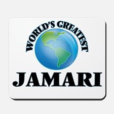 World's Greatest Jamari Mousepad