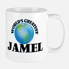 World's Greatest Jamel Mugs