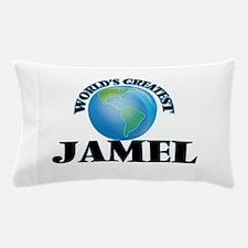 World's Greatest Jamel Pillow Case