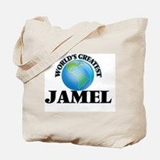 World's Greatest Jamel Tote Bag