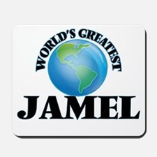 World's Greatest Jamel Mousepad