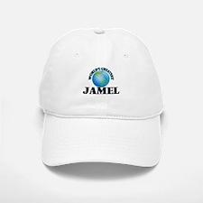 World's Greatest Jamel Baseball Baseball Cap