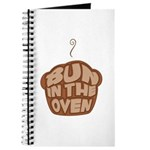 Bun In The Oven Chocolate Journal