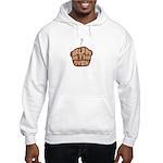Bun In The Oven Chocolate Hooded Sweatshirt