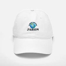 World's Greatest Jaron Baseball Baseball Cap