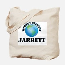 World's Greatest Jarrett Tote Bag