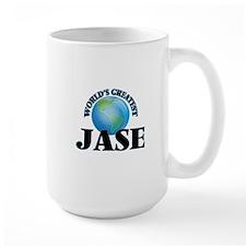World's Greatest Jase Mugs
