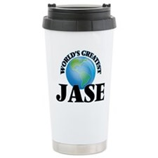 World's Greatest Jase Travel Mug