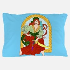 The Pirate Queen Pillow Case