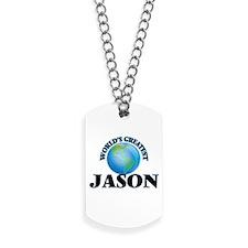 World's Greatest Jason Dog Tags