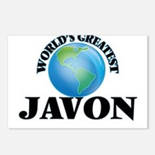 World's Greatest Javon Postcards (Package of 8)