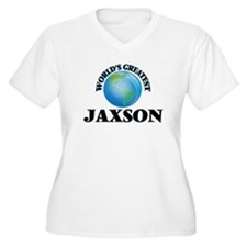 World's Greatest Jaxson Plus Size T-Shirt