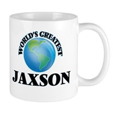 World's Greatest Jaxson Mugs