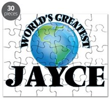 World's Greatest Jayce Puzzle